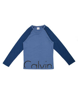 Calvin Klein Comfort Cotton Movement Crew Neck