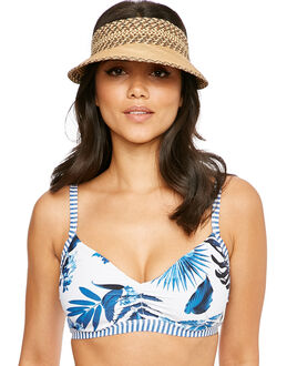 Seafolly Shady Lady Riviera Visor