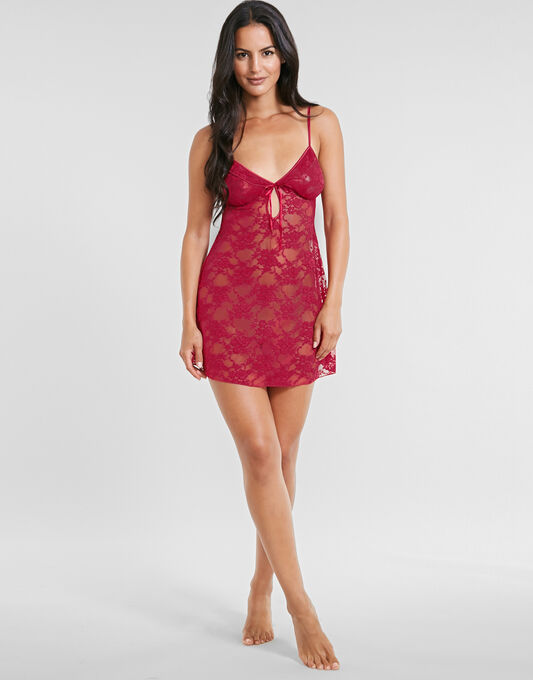 figleaves Desire Lace Chemise