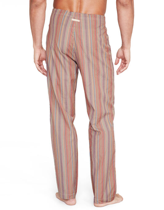 Paul Smith Classic Multistripe Cotton Pyjama Bottom