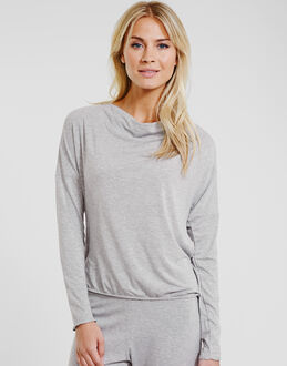 Calvin Klein Depth Long Sleeve Top