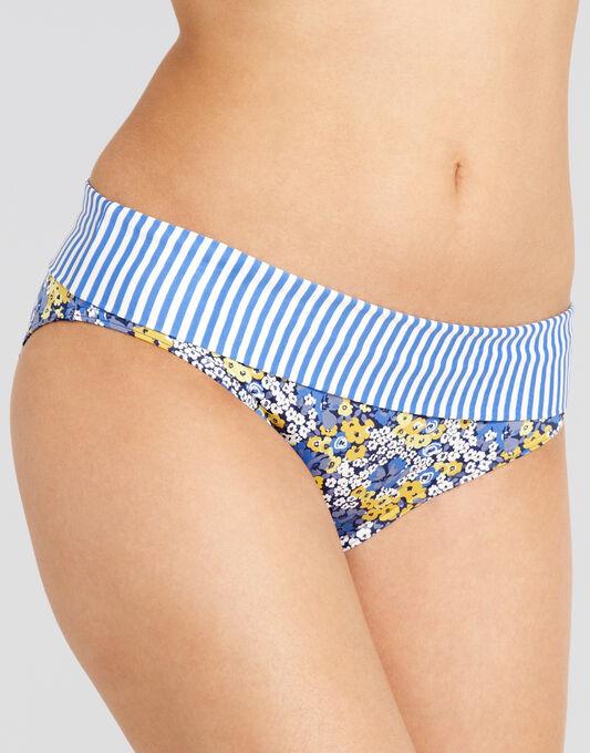 Posy Fold Bikini Brief