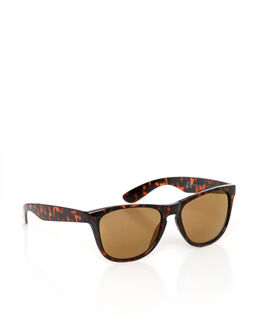 M:UK Shoreditch Keyhole Plastic Sunglasses