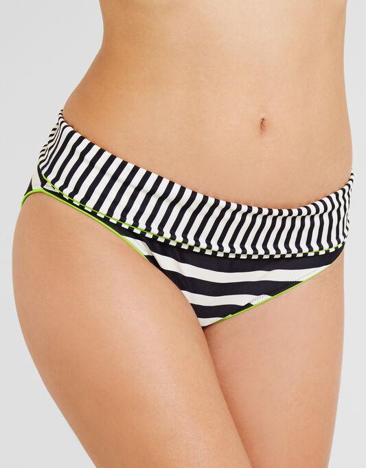 figleaves Santa Maria Fold Bikini Brief