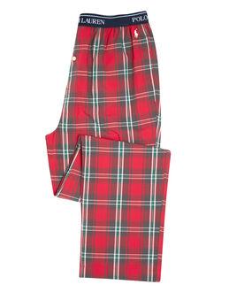 Polo Ralph Lauren Classic Poplin Woven Sleep Pant