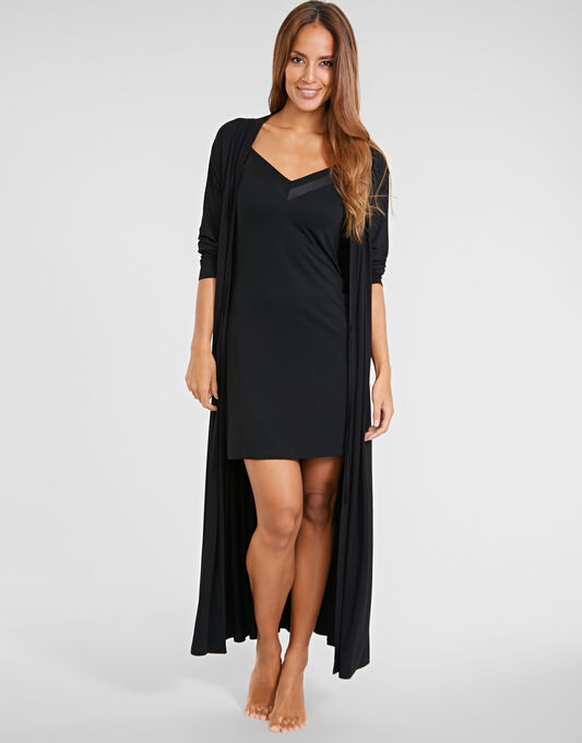 Camelia Soft Touch Long Robe