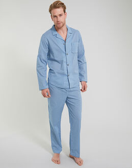 Derek Rose Modern Fit Pyjama Set