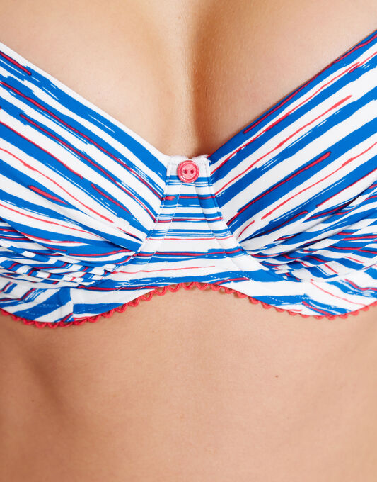 Lepel Seaside Fever Moulded Bikini Top