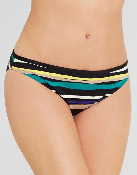 Sorrento Stripe Classic Bikini Brief