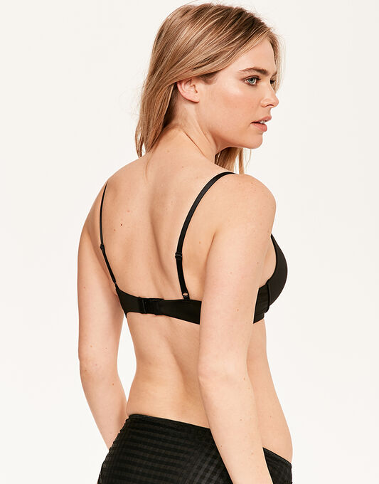 Push Positive Non Wired Push Up Bra