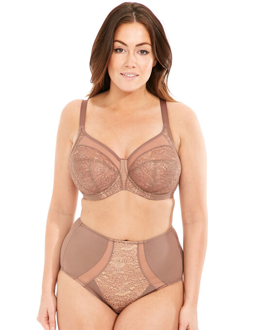 Raquel Underwired Full Cup Banded Bra