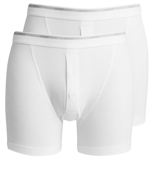Modern Classic 2 Pack Button Front Trunk
