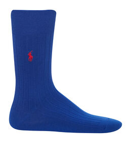 Polo Ralph Lauren Egyptian Cotton Ribbed Sock