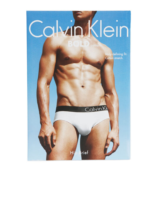 Calvin Klein Bold Cotton Hip Brief