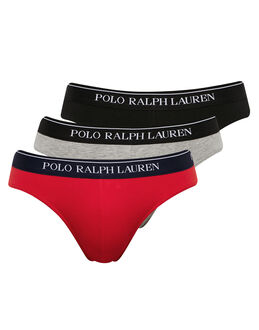 Polo Ralph Lauren 3 Pack Low Rise Brief