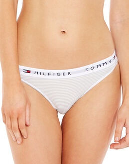 Tommy Hilfiger Iconic Cotton Stripe Bikini