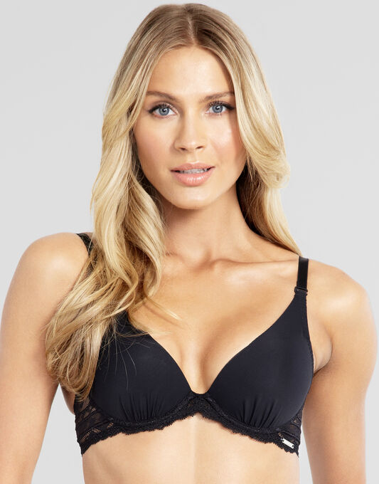 Fusion Push Up Multiposition Bra