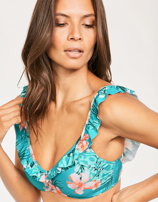 Seafolly Pacifico Off The Shoulder Bralette