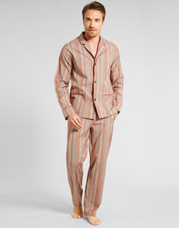 Paul Smith Classic Multistripe Cotton Pyjama Set