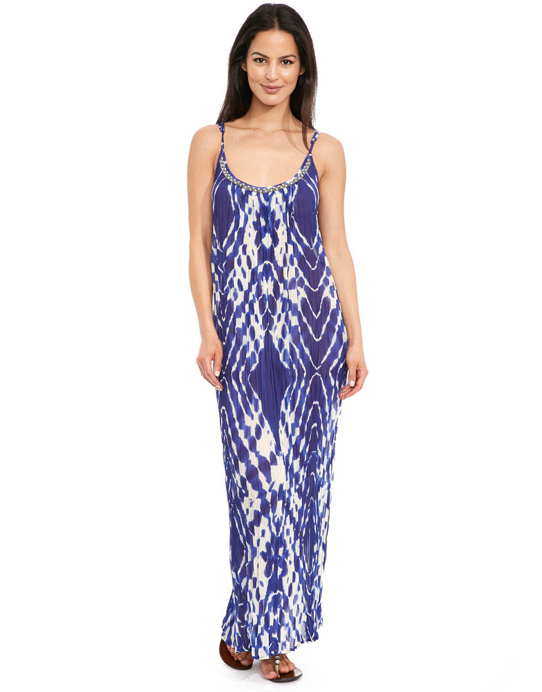Kaya Beach Maxi Dress