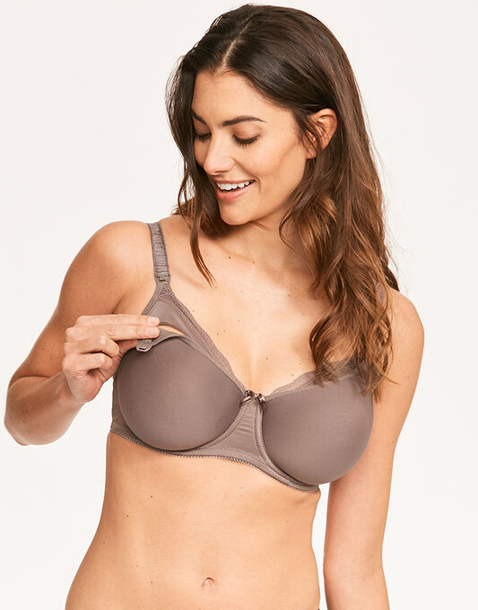 Pure Flexi-wire Moulded Nursing Bra