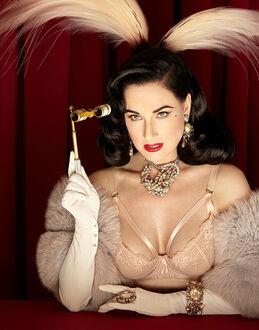 Dita Von Teese Madame X Underwire Bra