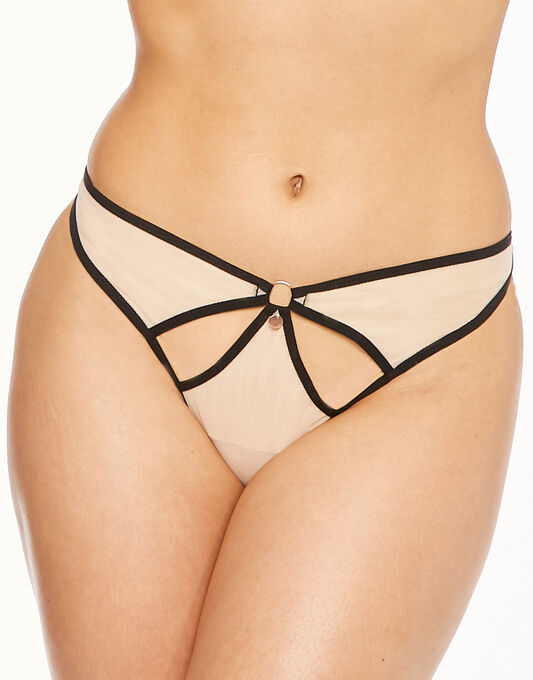 Scantilly by Curvy Kate Knockout Thong