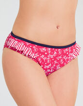 Anchor Frill Bikini Brief