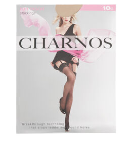 Charnos Hosiery 10 Denier Run Resist Stocking