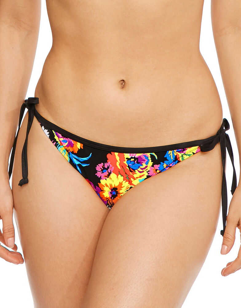 Black Dahlia Tie Side Brief