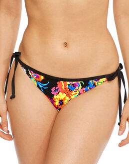 Pour Moi? Black Dahlia Tie Side Brief