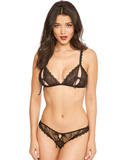 Contradiction by Pour Moi All Tied Up Soft Bralette