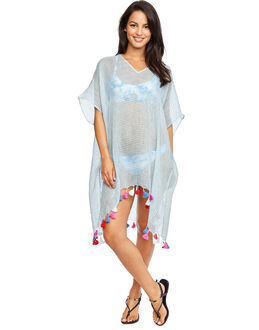 Seafolly Ocean Rose Kaftan