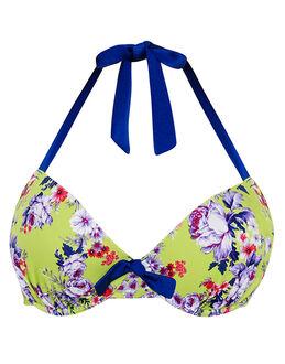 Pour Moi? Paradise Padded Halter Bikini Top