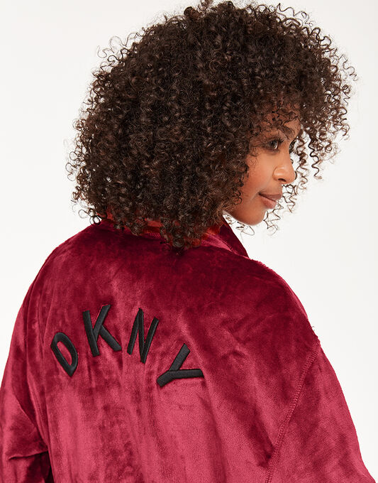 DKNY Signature 122cm L/S Robe