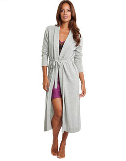 figleaves Bliss Cashmere Robe