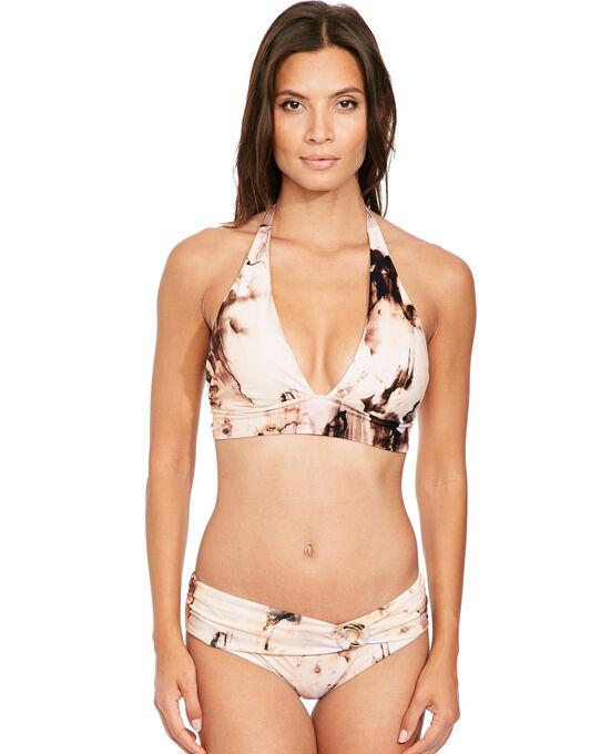 Bruma Rosa Missy Halter Bikini Top