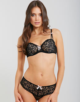 figleaves Lucille Balcony Bra (A-DD)