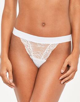 Elle Macpherson Body Knickers-Clean Cut Thong