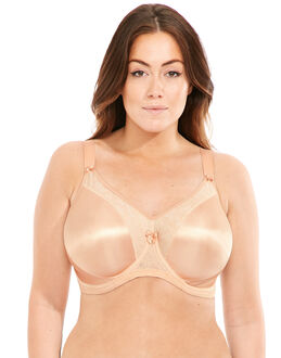 Goddess Yvette Branded Underwired Bra