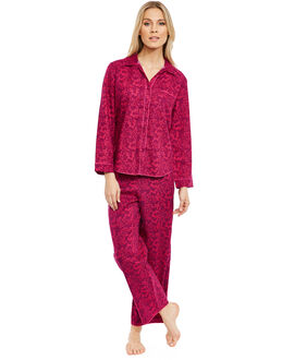 Cyberjammies Deck The Halls Print PJ Set
