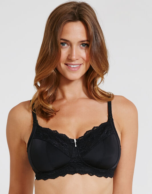 HOTmilk Eclipse Full Cup Nursing Bra