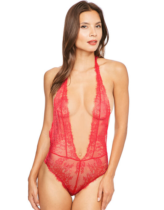 L'Agent by Agent Provocateur Grace Playsuit