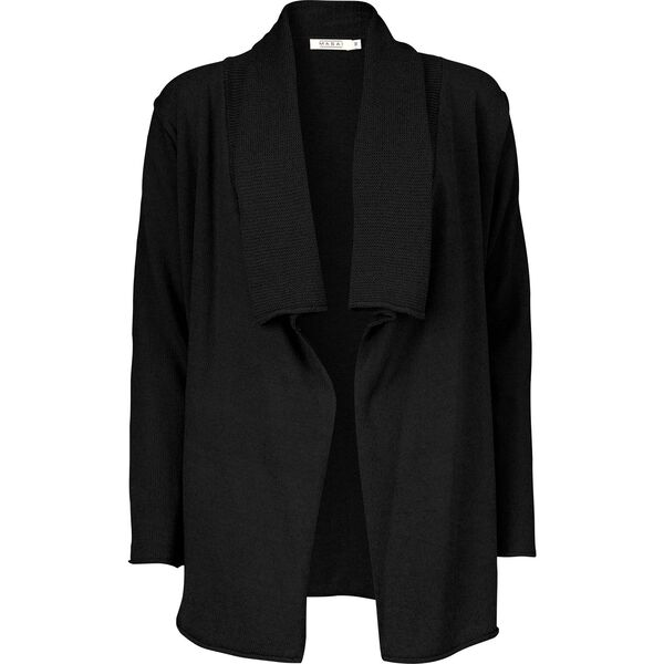 LAMIS CARDIGAN , BLACK, hi-res