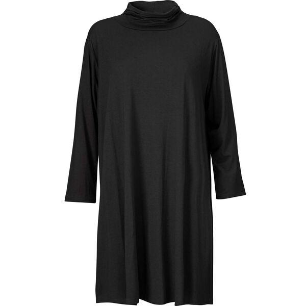 GRACILLA TUNIC, BLACK, hi-res