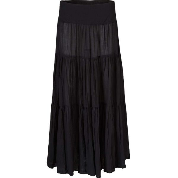 SABLE SKIRT, BLACK, hi-res