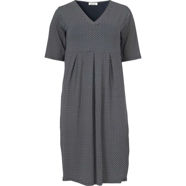 NEB DRESS, NAVY, hi-res