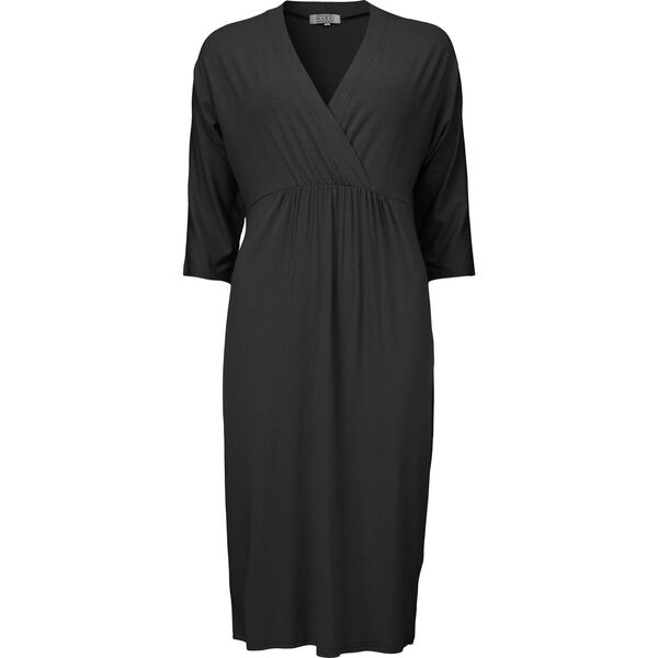 NABITTI DRESS, BLACK, hi-res