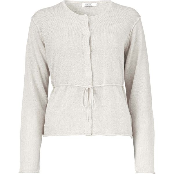LAMIA CARDIGAN, CREAM, hi-res