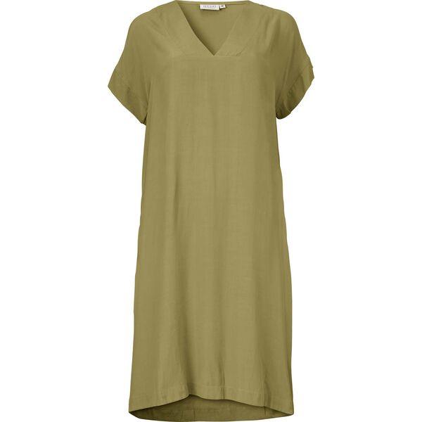 NAVA DRESS, SAGE, hi-res